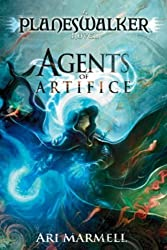 Agents of Artifice: A Planeswalker Novel (Planeswalkers) by Marmell, Ari (2009) Mass Market Paperback