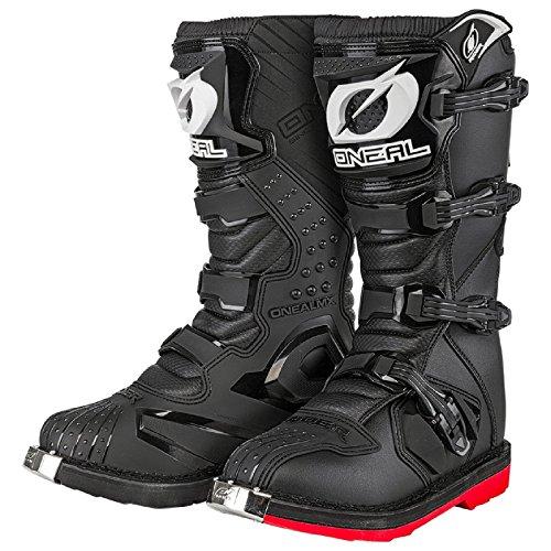 O'Neal Rider Boot EU Supermoto MX Cross Stiefel Motorrad Enduro Moto Cross Offroad, 0329-4, Größe 48