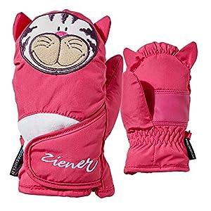 Ziener LAFAUNA AS (R) Minis Handschuh Mini, bebé-niños