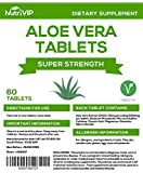Aloe Vera Tablets | 6000mg Super Strength | Contributes to Healthy Digestive System | UK Manufacturer …