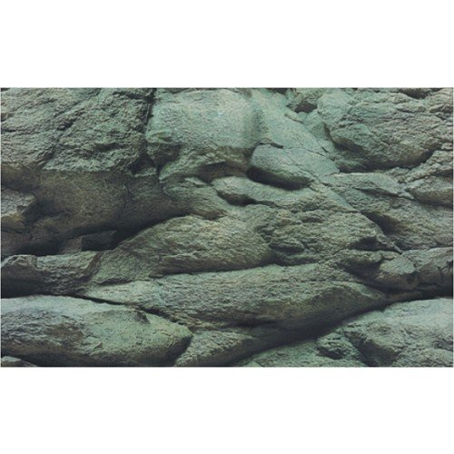 Rock Aquarium Fish Tank Plastic Background - 60cm height - 200cm Length - All Pond Solutions Test