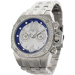 TechnoSport Damen Chrono Uhr - Silber