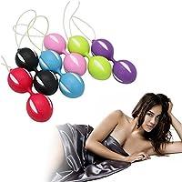 Bolas chinas terapéuticas de silicona (MORADO)