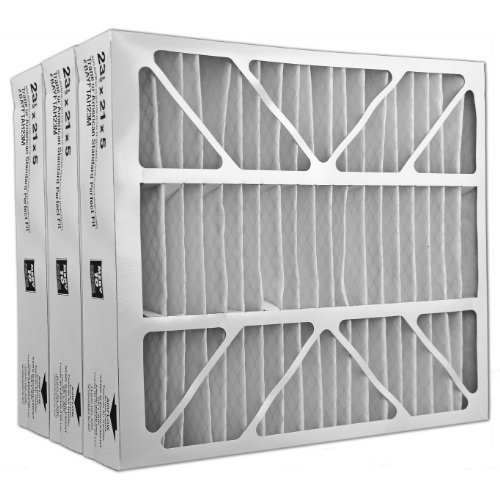 Honeywell trn2321t1Trane Filter bayftah23m 23-1/5,1x 53,3x 12,7cm Merv 10-3Pack -
