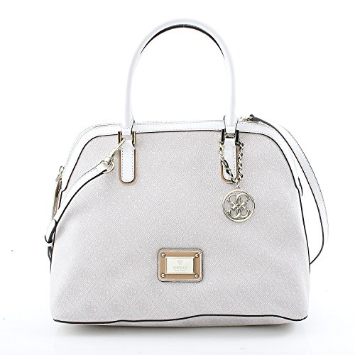 Guess Tasche - Dome Satchel - Cement (Handtasche Dome Satchel)