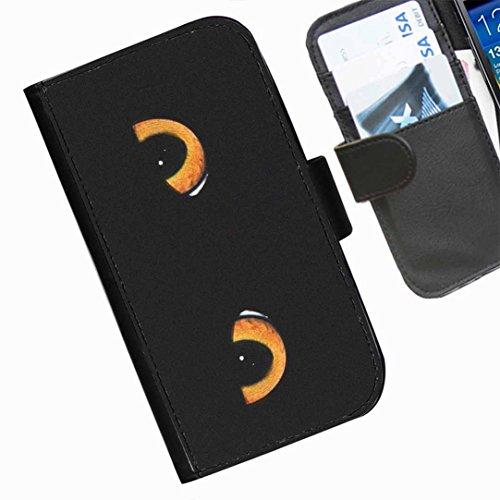 Hairyworm- Alle heiligt Apple Iphone 6 Plus, 6s Plus Leder Klapphülle Etui Handy Tasche, Deckel mit Kartenfächern, Geldscheinfach und Magnetverschluss.