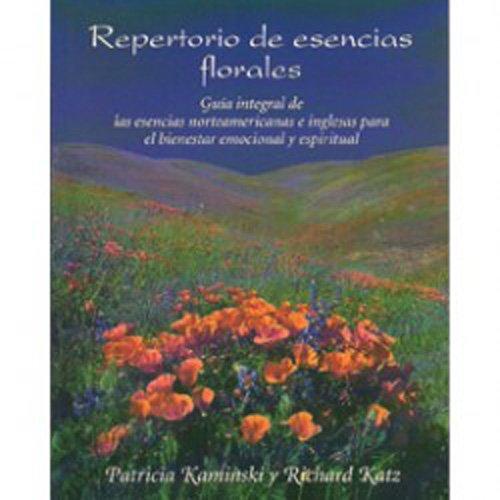 Descargar Libro Repertorio de esencias florales de Patricia Kaminski