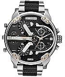 Diesel Herren-Armbanduhr Mr Daddy 2.0 Analog Quarz Verschiedene Materialien DZ7349