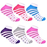 12 Paar L&K-II Bambus Damen Sneaker Socken Füßlinge 92209 35