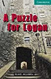 A Puzzle for Logan Level 3 Book with Audio CDs (2) Pack