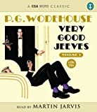 Very Good  Jeeves Vol1 (Csa Word Classic)