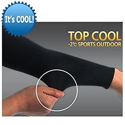 suining unisex watercolor shell sea sunscreen outdoor travel arm warmer long sleeves glove