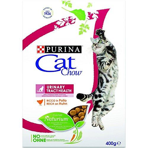 Purina Cat Chow Urinary Alimenti Gatto Secco F.Media - 400 Gr