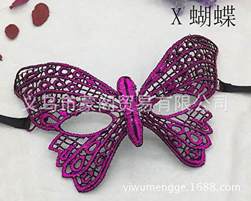 - Purple Butterfly Halloween Kostüm