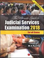 The Ultimate Guide to the Judicial Services Examination 2018 – For all States