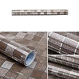 Küche Tapete Küche Backsplash Aufkleber Fliese Wand Papier (Länge 200cm)