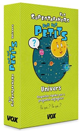 Els Supertafaners Per als petits. Univers (Vox - Infantil / Juvenil - Català - A Partir De 5/6 Anys - Els Supertafaners) por Larousse Editorial