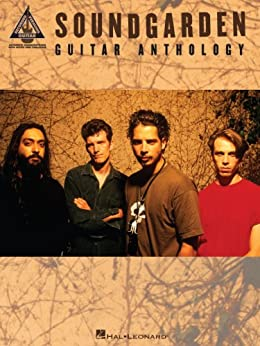 Soundgarden - Guitar Anthology Songbook (Guitar Recorded Versions) de [Soundgarden]