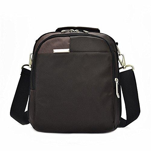 E-jiaen hombro Messenger Bag Bolsas Nylon impermeable