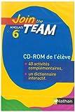 Anglais 6e Join the Team : CD-ROM