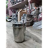 Stainless Steel Straw Cup/Tumbler (set Of 3)