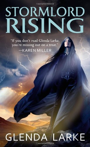 Stormlord Rising Cover Image