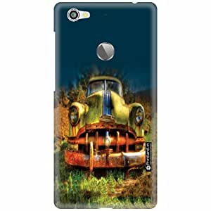 Printland Designer Back Cover for Letv Le 1S - Car Zone Case Cover