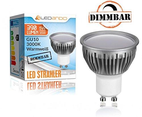 10er LED Einbaustrahler - 2