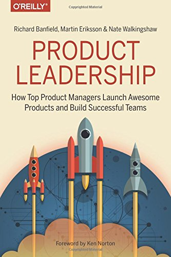 Product Leadership por Richard Banfield