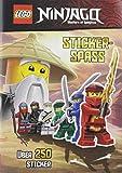 LEGO NINJAGO - Stickerspaß