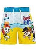 Paw Patrol Pantaloncini da Bagno per Ragazzi Chase e Marshall Blu 2-3 Anni