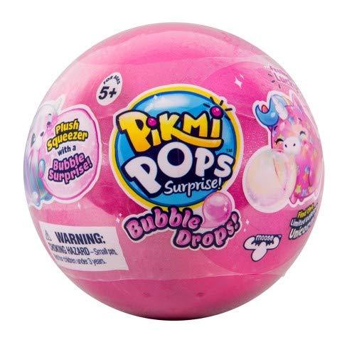 p - Bubble Blowing Plüsch Squeezies, die so weich und lustig zu drücken sind, Sammle sie alle! ()