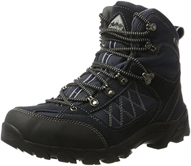 Conway 607418, Zapatos de High Rise Senderismo Para Hombre