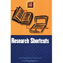 Research Shortcuts (Study Smart)
