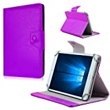 Tablet Tasche Hülle Archos 70 Platinum Case Universal Cover Schutzhülle NAUCI, Farben:Lila