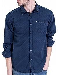 Unnati - Camisa sobretintada