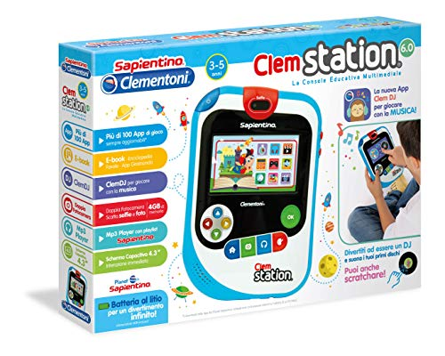 tablet bimbi Clementoni- Clemstation 6.0
