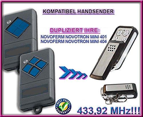 Novoferm kompatibel handsender / klone TR-374