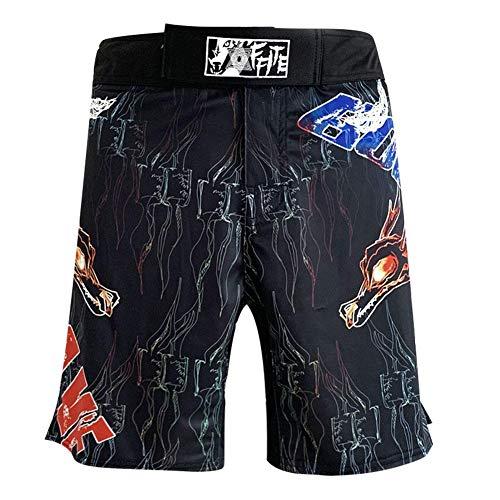 Pantalones Cortos de Boxeo para Hombres