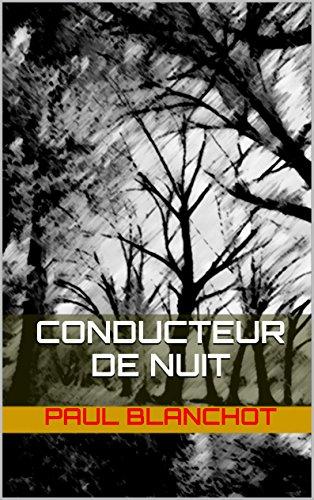 Couverture du livre Conducteur de nuit