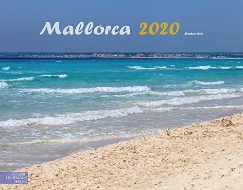 Mallorca 2020: Großformat-Kalender 58 x 45,5 cm | Wandkalender