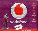 Vodafone Ukraine Simcard Prepaid Device mit 7 GB Internet im ersten Monat
