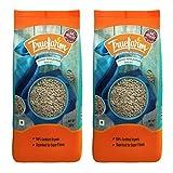 #8: Truefarm Foods Organic Whole Grain Barley, 250g (Pack of 2)