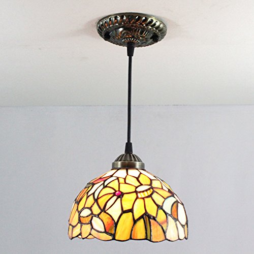 avis-uk-8-inch-tiffany-pastoral-lotus-creative-manual-water-lilies-chandelier