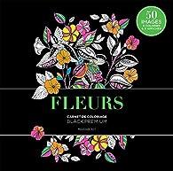 Black Premium Fleurs par  Marabout