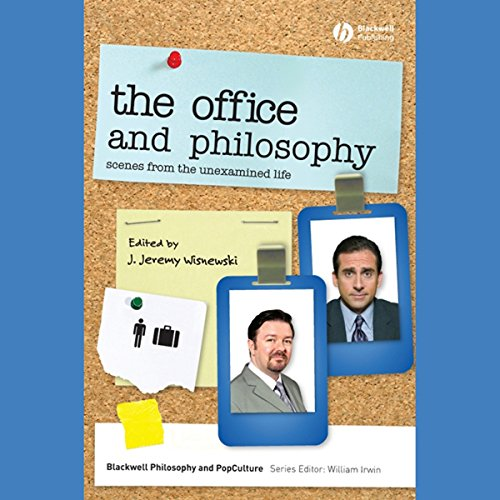 'The Office' and Philosophy  Audiolibri