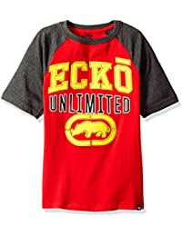 Marc Ecko Boys' Classic Short Sleeve T-Shirt