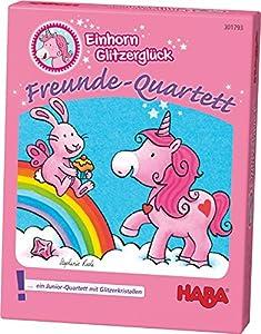HABA 301793-Unicornio Amigos de Cartas,