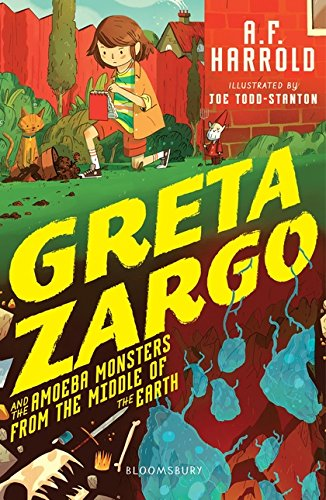 Greta Zargo And The Amoeba Monsters From The Middl