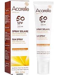 Acorelle Sun Spray SPF 50, 1er Pack (1 x 0.1 kg)